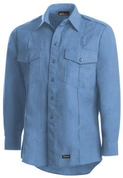 Workrite 705NX45 4.5 oz. Nomex IIIA Long-Sleeve Fire Chief Shirt