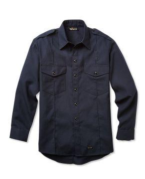 Workrite 706NX45 4.5 oz. Nomex IIIA Fire Chief Shirts Long Sleeve