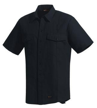 Workrite 730NX45 4.5 oz. Nomex IIIA Short-Sleeve Firefighter Shirt
