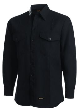 Workrite 745NX45 4.5 oz. Nomex IIIA Long-Sleeve Western Firefighter Shirt