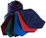 Wolfmark Neckwear BECK-058 Beckett Polyester Tie