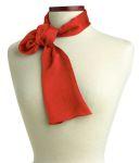 "Wolfmark Neckwear CRLT-845 Carlton Silk Scarf - 8"" x 45"""