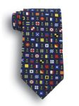 Wolfmark Neckwear NAUT-058 Nautical Novelty Tie