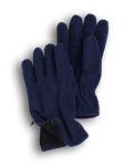 Wolfmark Neckwear PFA-556 Fleece Zipper Gloves