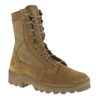 "Warson Brands CM8899 CM8899 Mens Soft Toe 8"" Hot Weather Military Boot"