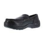 Warson Brands FS2705 Mens Composite Toe Casual Moc Toe Twin Gore Slip-On