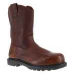 "Warson Brands IA0194 Mens Composite Toe 11"" Wellington Work Boot"
