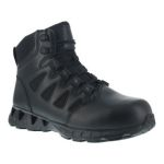 "Warson Brands RB8631 Mens Composite Toe 6"" Tactical Boot with Side Zipper"