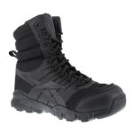 "Warson Brands RB8720 Mens Soft Toe Seamless 8"" Tactical Boot with Side Zipper"