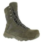 "Warson Brands RB8835 Mens Composite Toe 8"" Tactical Boot with Side Zipper"