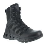"Warson Brands RB884 Womens Soft Toe 8"" Tactical Boot with Side Zipper"
