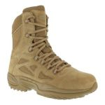"Warson Brands RB8977 Mens Soft Toe Stealth 8"" Boot"