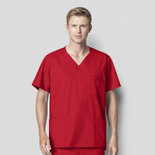 Wink Scrubs 103 Men's V-Neck Top