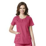 Wink Scrubs 6408 Heaven Fashion 1/4-Zip Top