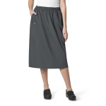 Wink Scrubs 701 Pull On Cargo Skirt