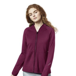 Wink Scrubs 8209 Fleece Full Zip Jacket