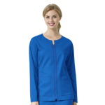 Wink Scrubs 8701 Women's Zip Front Jacket