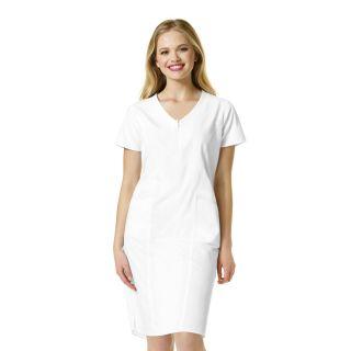 Wink Scrubs 9006 Women's Zip Front Dress