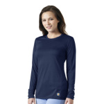 Wink Scrubs C33109 Women's L/S Force Tee