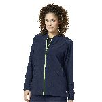 Wink Scrubs C82310 Zip Front Jacket