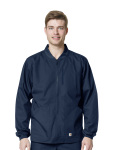 Wink Scrubs C84108 Men's Ripstop Zip Front Jacket