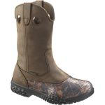 Wolverine W07915 Dogwood - Wolverine Swampmonster™ WP Camo Wellington Boot