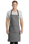 SanMar Port Authority A800, Port Authority ® Market Full-Length Bib Apron.