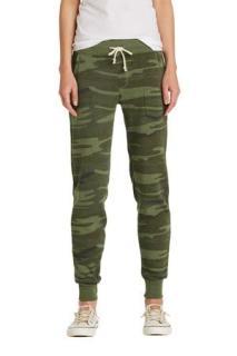 SanMar Alternative Apparel AA31082, Alternative Womens Jogger Eco-Fleece Pant.
