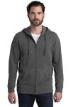 SanMar Alternative Apparel AA8050, Alternative Indy Blended Fleece Zip Hoodie.