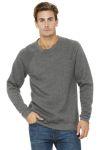 SanMar Bella + Canvas BC3901, BELLA+CANVAS ® Unisex Sponge Fleece Raglan Sweatshirt.