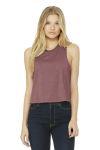SanMar Bella + Canvas BC7501, BELLA+CANVAS ® Womens Sponge Fleece Wide-Neck Sweatshirt.