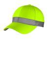 SanMar CornerStone CS802, CornerStone ® ANSI 107 Safety Cap.