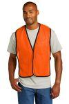 SanMar CornerStone CSV01, CornerStone ® Enhanced Visibility Mesh Vest.