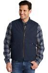 SanMar CornerStone CSV40, CornerStone Washed Duck Cloth Vest.