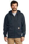 SanMar Carhartt CT100614, Carhartt ® Rain Defender ® Paxton Heavyweight Hooded Zip-Front Sweatshirt.