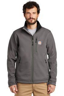 SanMar Carhartt CT102199, Carhartt ® Crowley Soft Shell Jacket.