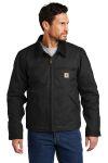 SanMar Carhartt CT103828, Carhartt Duck Detroit Jacket