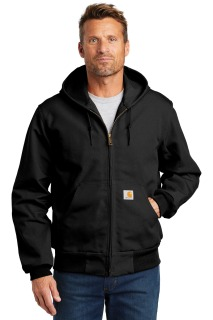 SanMar Carhartt CTTJ131, Carhartt ® Tall Thermal-Lined Duck Active Jac.