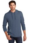 SanMar District DT571, District ® Featherweight French Terry  Hoodie