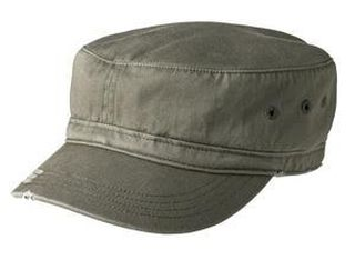 SanMar District DT605, District® Distressed Military Hat.