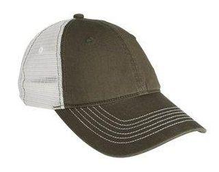 SanMar District DT607, District® Mesh Back Cap.