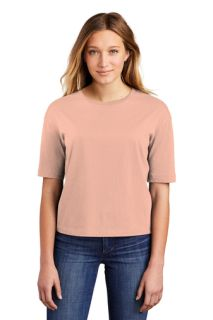 SanMar District DT6402, District ® Womens V.I.T.  Boxy Tee