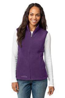 SanMar Eddie Bauer EB205, Eddie Bauer® - Ladies Fleece Vest.