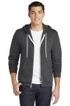 SanMar American Apparel F497, American Apparel ® USA Collection Flex Fleece Zip Hoodie.