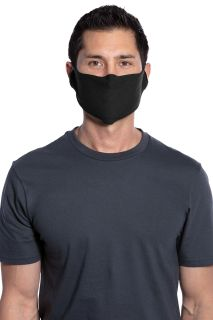 SanMar Port & Company FACECVR240, 50/50 Cotton/Poly Face Covering 240 pack (10 packs = 1 Case)