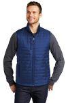 SanMar Port Authority J851, Port Authority  Packable Puffy Vest