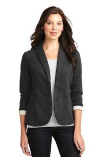 SanMar Port Authority L298, Port Authority® Ladies Fleece Blazer.