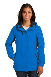 SanMar Port Authority L322, Port Authority® Ladies Cascade Waterproof Jacket.