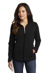 SanMar OGIO LOG725, OGIO ® Ladies Exaction Soft Shell Jacket.