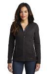 SanMar OGIO LOG727, OGIO ® Ladies Grit Fleece Jacket.